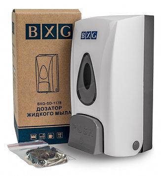 Дозатор жидкого мыла BXG SD 1178 (механический), фото 2