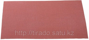 Шлиф-шкурка водостойкая на тканной основе, №0, 17х24см, 10 листов