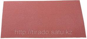 Шлиф-шкурка водостойкая на тканной основе, №16, 17х24см, 10 листов