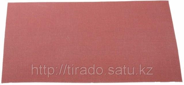 Шлиф-шкурка водостойкая на тканной основе, №25, 17х24см, 10 листов