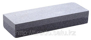 Брусок STAYER абразивный двухсторонний, 150мм