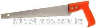 Ножовка «ИЖ» по дереву с узким полотном, шаг зуба 4мм, 300мм