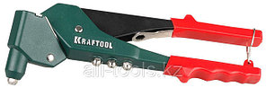 Заклепочник KRAFTOOL «EXPERT» поворотный, 0-360 градусов, 2,4-4,8мм