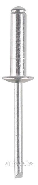 Заклепки STAYER алюминиевые, 4,8х12мм, 50шт