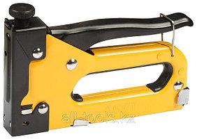 Пистолет STAYER скобозабивной, 4 — 14мм