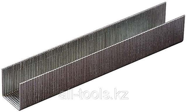 Скобы STAYER «PROFI» закаленные, тип 53, красные, 12мм, 1000шт