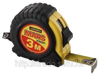 Рулетка STAYER «MARS», 3мх16мм