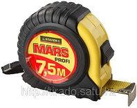 Рулетка STAYER «MARS», 7,5мх25мм