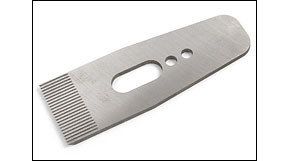 Нож д/руб.торц. Veritas 160мм, 41мм/А2/38° с насечкой