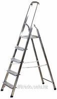 Лестница-стремянка алюминиевая, 6 ступеней, 124 см