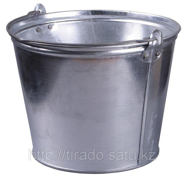 Ведро оцинкованное для непищевых продуктов, 12 л