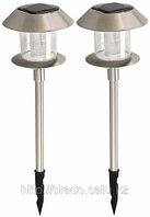 Светильник СВЕТОЗАР с металлическим корпусом, 1 светодиод, белый свет, 1 Ni-Cd аккум. по