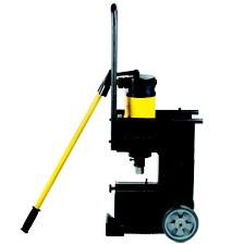Пресс гидравлический для работы с шинами ПГШ-150 ШТОК