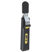 Нож для снятия изоляции от Ø 8 до 28 мм с дополнительным лезвием в форме крюка