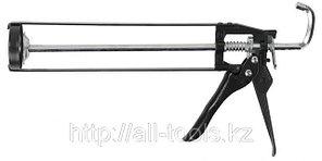 """Пистолет ЗУБР """"МАСТЕР"""" для герметиков, скелетный, шестигранный шток, 310мл"""