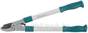 Сучкорез RACO с облегченными алюминиевыми ручками, 2-рычажный, с упорной пластиной, рез до 26мм, 470мм