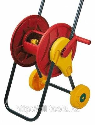 "Катушка GRINDA для шланга на колесах, 60 м/1/2"""