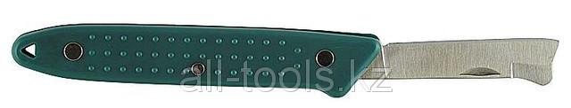 Нож садовода RACO складной, лезвие из нержавеющей стали, 175 мм
