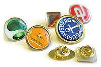 Значки с логотипом (Литые)