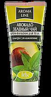 Крем-бальзам для тела «Авокадо и Зеленый чай»