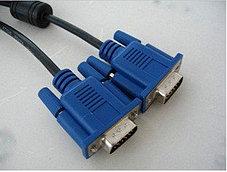 VGA кабель для соединение мониторов и экранов /оригинал/, фото 3