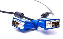 VGA кабель для соединение мониторов и экранов /оригинал/, фото 2