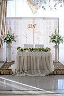 Живые цветы для стола