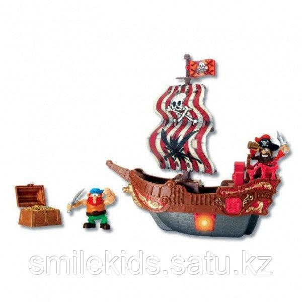 """Игровой """"Приключение пиратов"""" - Битва за остров"""