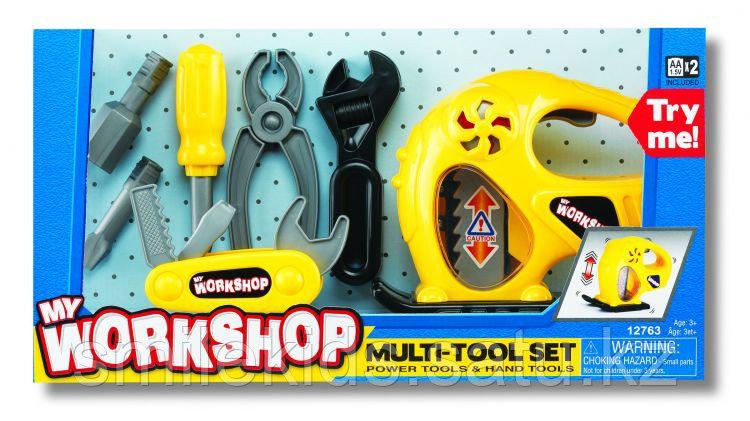 Игровой набор инструментов My Workshop