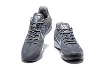 Кроссовки Nike Kobe XII (12) AD Grey White Gold (40-46), фото 4