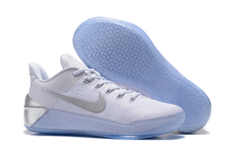 Кроссовки Nike Kobe XII (12) AD All White (40-46)