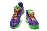 Кроссовки Nike Kobe XII (12) AD Purple Green Red (40-46), фото 4