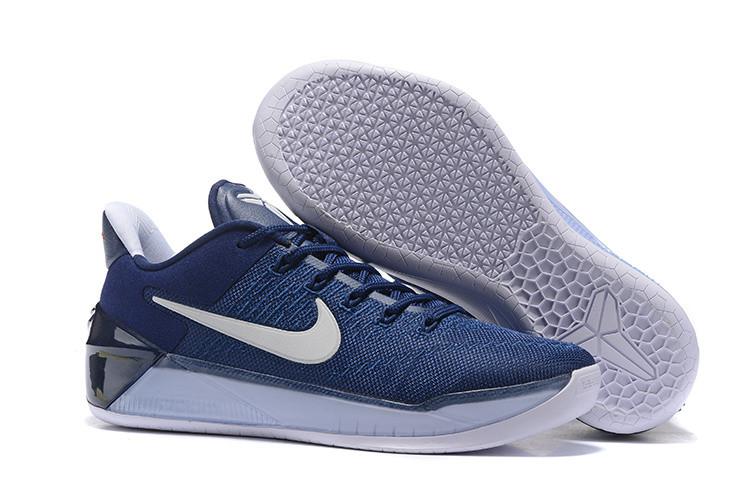 Кроссовки Nike Kobe XII (12) AD Blue White (40-46)