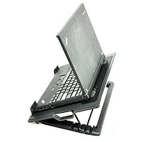 """Охлаждающая подставка для ноутбука """"ColdPlayer:Notebook Cooling Pad 9-17"""",USB,  M:X-710"""""""