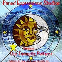 CD с шаблонами витражей «Наше избранное»