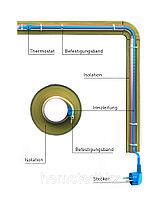 Обогрев водопроводных труб из Германии