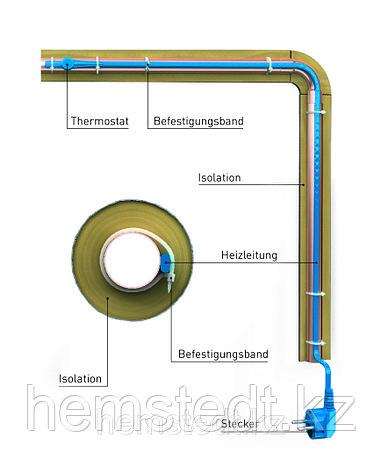 Обогрев водопроводных труб из Германии, фото 2