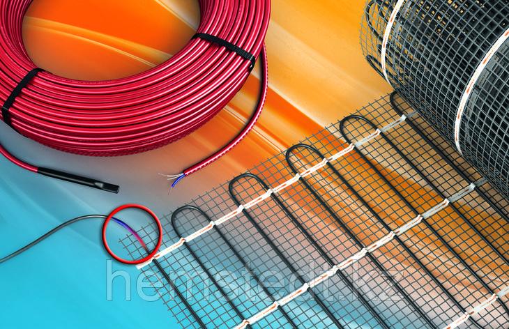 Теплые полы из Германии в стяжку кабелем BRIM-Z, фото 2