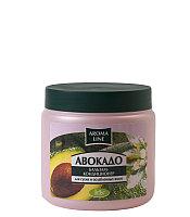 Бальзам-кондиционер «Авокадо» Aroma Line для сухих и ослабленных волос
