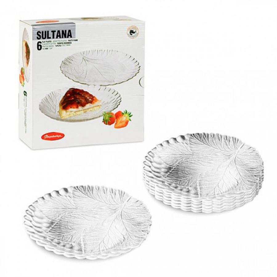Набор тарелок Pasabahce Sultana десертных 6 шт. 10289