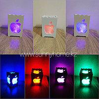 "Мини светильник - ночник ""Apple"" , фото 1"