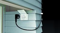 Нагревательный кабель для водосточного желоба со штекерным разъемом