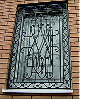 Кованые решетки для окон и дверей на заказ. Алматы