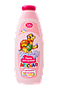 Пена для купания Детская с ароматом спелой дыни