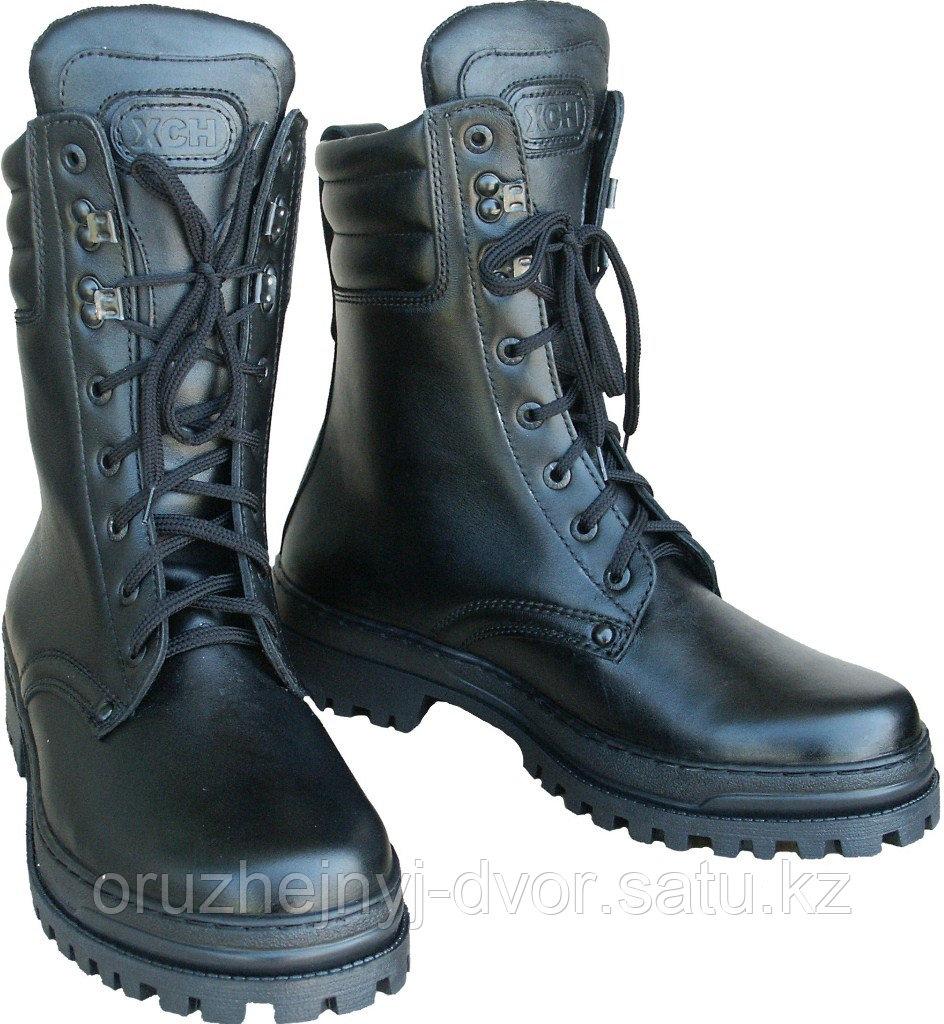 "Ботинки ""Охрана Зима Элита"", нат.мех  р.39-47"