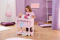Шкафчик и столик для пеленания куклы