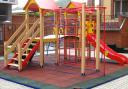 Покрытие для детских площадок и тренажерных залов (20мм)