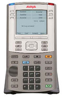 Avaya (Nortel) IP Phone 1150E Graphite with Icon Keycaps, with Power Supply