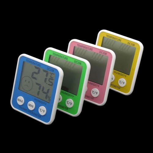 Термометр гигрометр DC108
