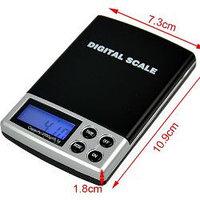Весы карманные, ювелирные, электронные Digital Scale